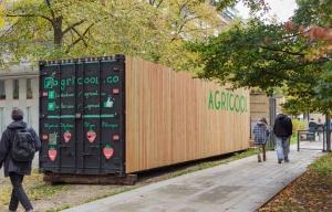Francuski start-up wyhoduje truskawki w Å›rodku miasta