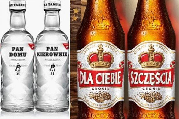 Producenci alkoholi stawiają na etykiety szyte na miarę