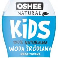 Oshee poszerza ofertę o wody dedykowane dzieciom
