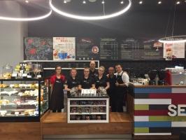 Second Cup: Ruszyła pierwsza kawiarnia kanadyjskiej sieci