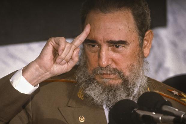 Zmarł Fidel Castro