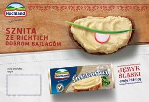 Ruszyła śląskojęzyczna kampania reklamowa firmy Hochland