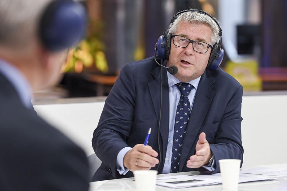 Wiceszef PE: rozmawiam w Brukseli nt. planów ograniczenia zawartości kadmu w nawozach