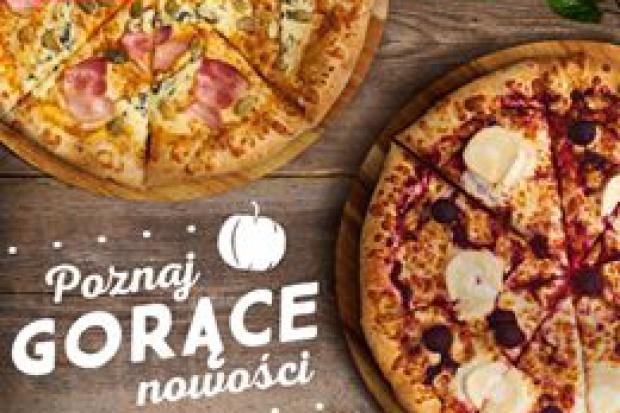 Pizza Hut: Kampania Poznaj nowe menu sezonowe