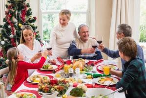 Świąteczne zwyczaje kulinarne w USA, Wielkiej Brytanii i Francji