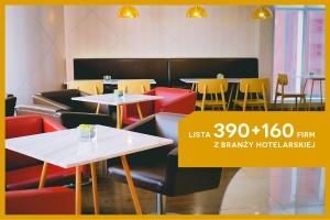 HoReCa w Polsce - lista 390+160 firm z branży hotelarskiej - edycja 2016
