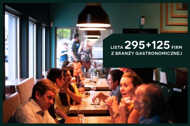 HoReCa w Polsce - lista 295+125 firm restauracyjnych (nowa edycja)