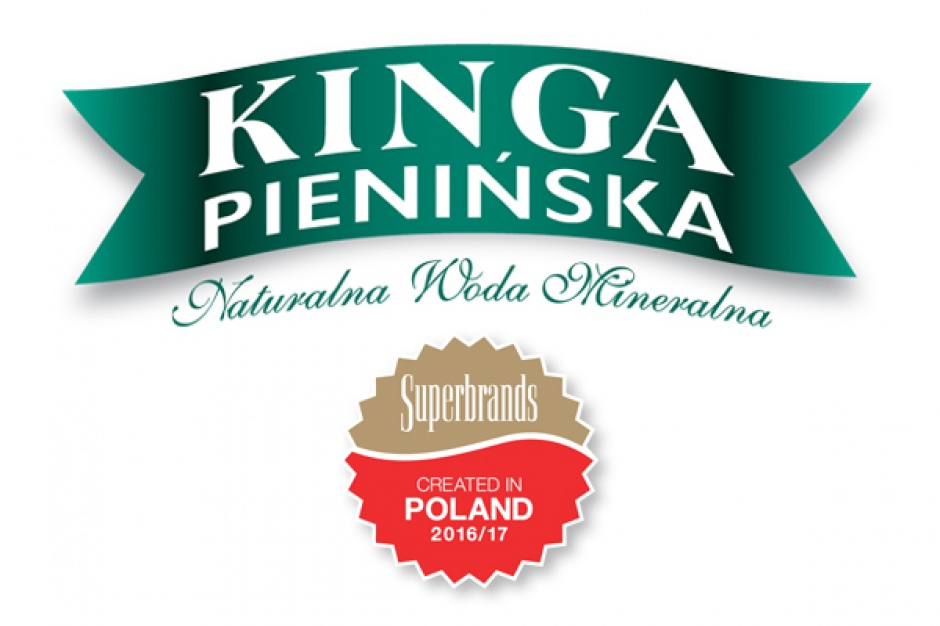Kinga Pienińska tytułem Superbrands Created in Poland 2016/2017