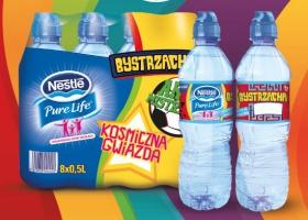 Nestlé Pure Life stawia na wody dla dzieci