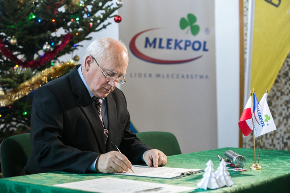 Europejski Bank Inwestycyjny będzie współfinansował inwestycje Mlekpolu