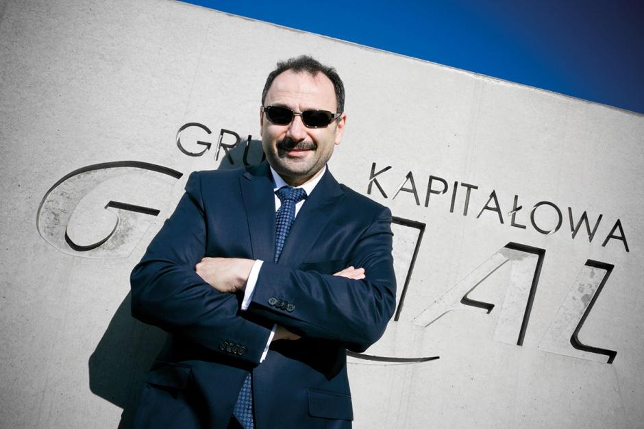 Graal zarzucił wędkę - duży wywiad z prezesem Bogusławem Kowalskim