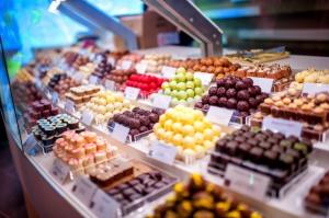 Produkcja wyrobów czekoladowych wzrosła o ponad 4 proc.
