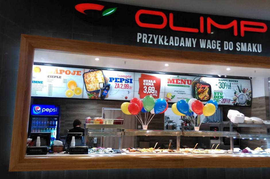 Gastromall: Rozwijamy marki Olimp i Deli Sandwich