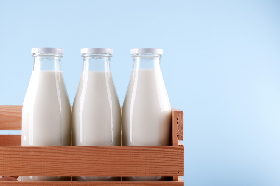 Mleko w skupie jest najdroższe od 2,5 roku