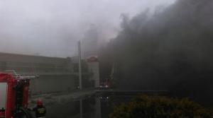 Zakłady Mięsne Olewnik wstrzymują produkcję w związku z pożarem