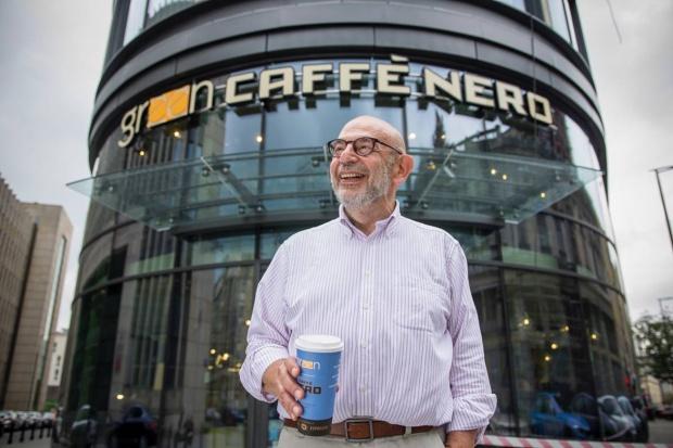 Green Coffee wiele wniosło do Caffe Nero - polski design i model jedzenia w kawiarniach