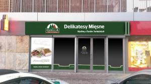 Delikatesy Mięsne Gzella z nowym lokalem w Ząbkach