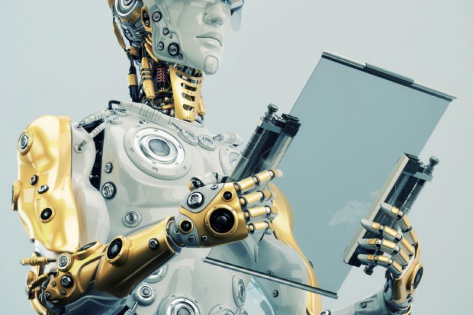 Roboty pomogą rosnąć gospodarce