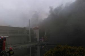 Prokuratura w Płocku zbada przyczyny pożaru w Zakładach Mięsnych Olewnik Bis