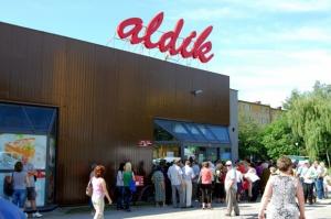 Siecią Aldik będzie na razie zarządzać Iwona Stolarska