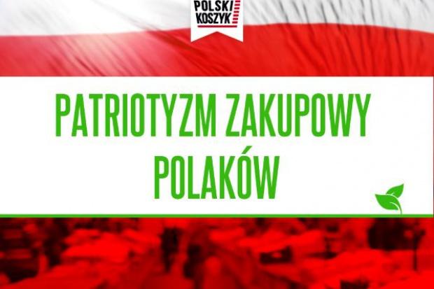 Polskikoszyk.pl: Polscy konsumenci wykazują się patriotyzmem zakupowym