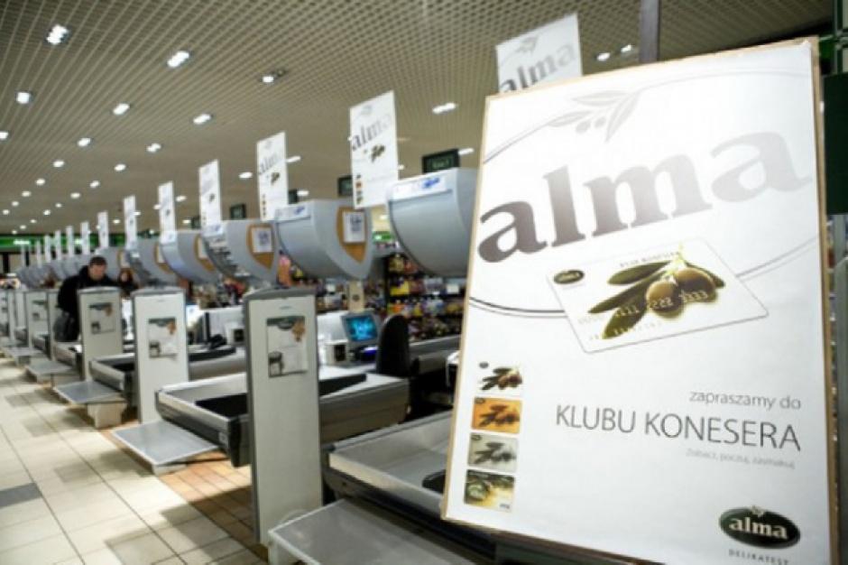 Alma zamknęła kolejny sklep
