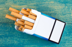 Aż 9,1 mln paczek papierosów zatrzymanych na granicy w 2016 r.