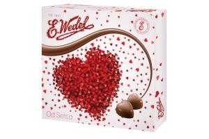 Słodkości na Walentynki od E.Wedel