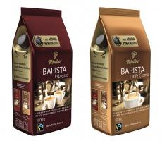 Tchibo wprowadza nowe kawy Barista