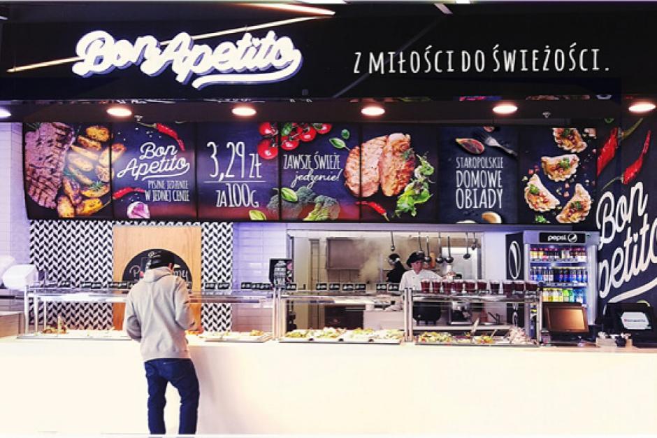 Bon Apetito: Rebranding i plany powiększenia sieci