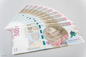 NBP: Do obiegu trafił banknot o nominale 500 zł