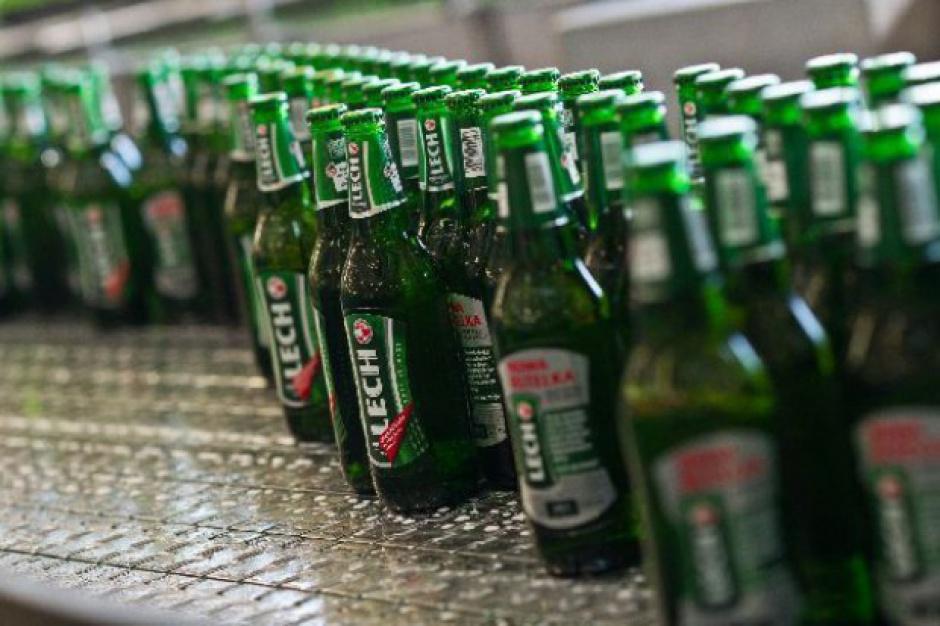 Kaucja za butelki zwrotne po piwie wzrośnie do 50 gr