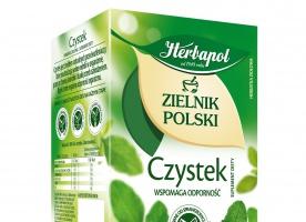Nowe herbaty ziołowe w portfolio marki Herbapol Zielnik Polski