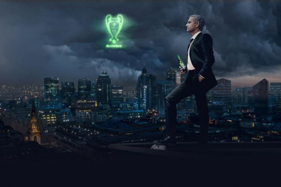 """""""Wejdź do gry"""" z Heinekenem i Jose Mourinho"""