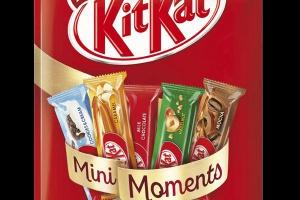 Nestle celuje w podróżujących Millenialsów batonikami KitKat Mini Moments