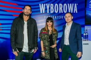 Radzimir Dębski po raz drugi we wspólnym projekcie z marką Wyborowa
