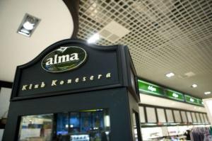 Alma: Dzierżawa zablokowana przez sąd. Żarnecki dostał zgodę tylko na 1 sklep w Krakowie