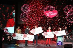 Wawel przekazał 1,5 mln zł pięciu organizacjom charytatywnym