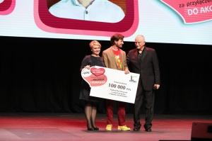 Zdjęcie numer 6 - galeria: Wawel przekazał 1,5 mln zł pięciu organizacjom charytatywnym