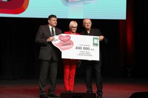 Zdjęcie numer 9 - galeria: Wawel przekazał 1,5 mln zł pięciu organizacjom charytatywnym