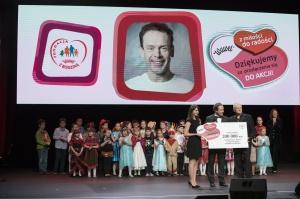 Zdjęcie numer 10 - galeria: Wawel przekazał 1,5 mln zł pięciu organizacjom charytatywnym
