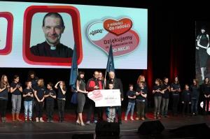 Zdjęcie numer 11 - galeria: Wawel przekazał 1,5 mln zł pięciu organizacjom charytatywnym