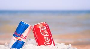 Coca-Cola i Red Bull chcą ograniczyć cukier w swoich napojach o 10 procent