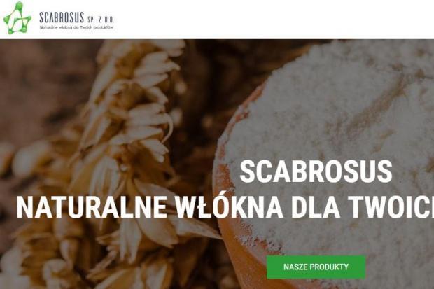 Scabrosus, firma która przetwarza odpady, pozyskała blisko 200 tys. zł na dalszy rozwój