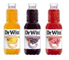 DrWitt Premium w butelkach PET