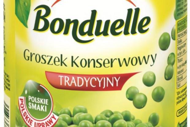 Bonduelle: Globalna sprzedaż w I półroczu wzrosła. W Europie spadek o 0,9 proc.