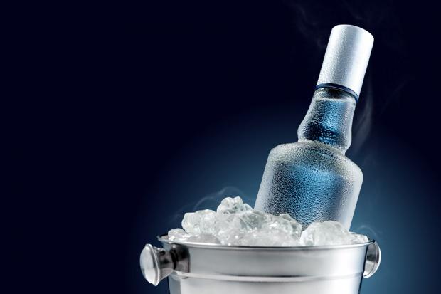 Produkcja wódki mocno spadła w styczniu