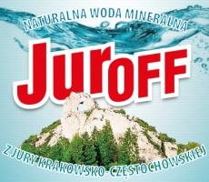 Właściciel marki wód mineralnych Juroff wystawcą Food Show 2017