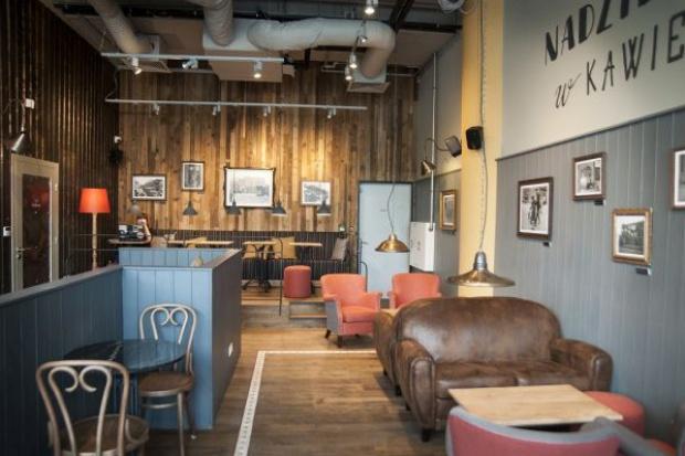 Green Caffe Nero z kolejną kawiarnią w Krakowie