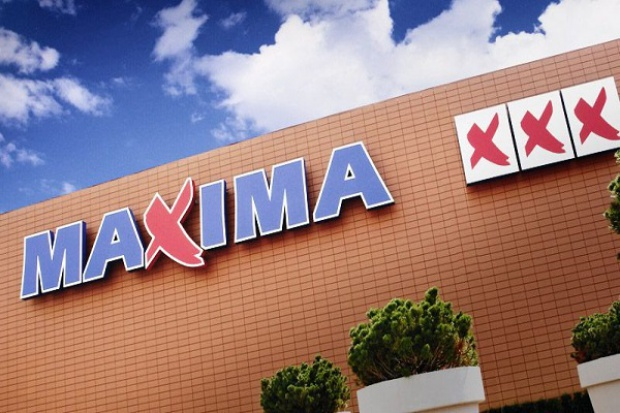 Maxima Grupė obniża ceny w sklepach